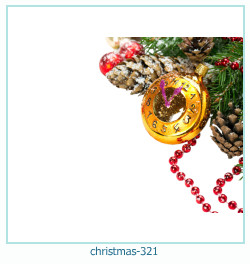 christmas Photo frame 321