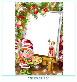christmas Photo frame 322