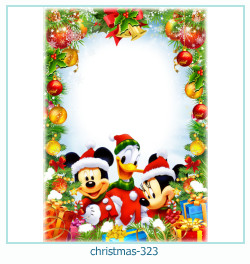 christmas Photo frame 323