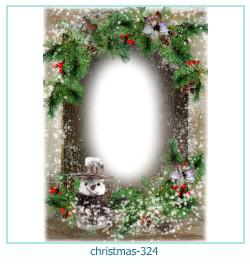 christmas Photo frame 324