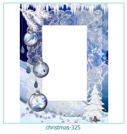 christmas Photo frame 325