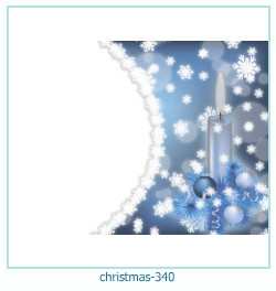christmas Photo frame 340