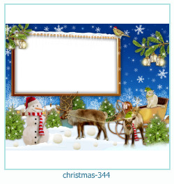 christmas Photo frame 344