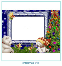 christmas Photo frame 345