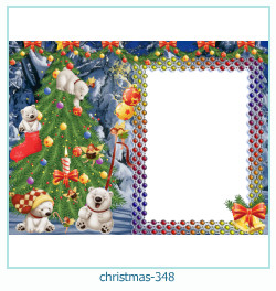 christmas Photo frame 348