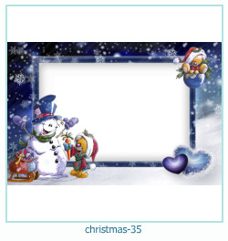 christmas Photo frame 35