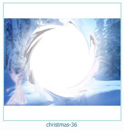 Weihnachten Fotorahmen 36