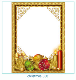 christmas Photo frame 360