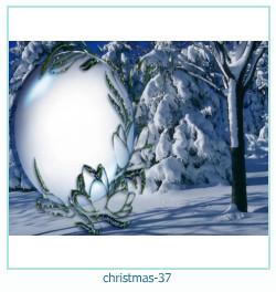 Weihnachten Fotorahmen 37