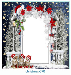 christmas Photo frame 370
