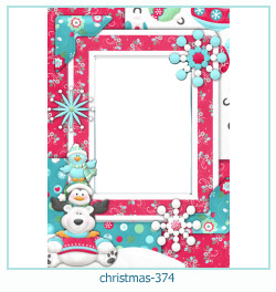 christmas Photo frame 374