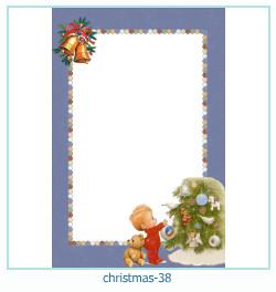 Weihnachten Fotorahmen 38