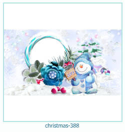 christmas Photo frame 388