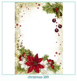 christmas Photo frame 389