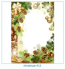 christmas Photo frame 412