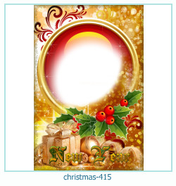 christmas Photo frame 415