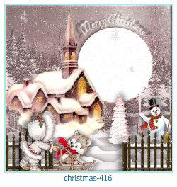 christmas Photo frame 416
