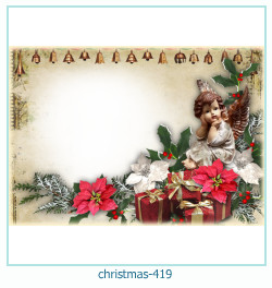 christmas Photo frame 419