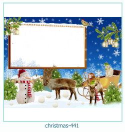 christmas Photo frame 441