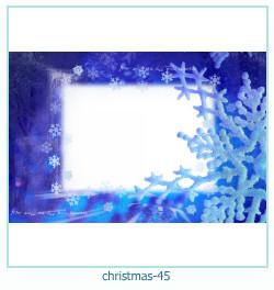 Weihnachten Fotorahmen 45