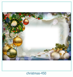 christmas Photo frame 450