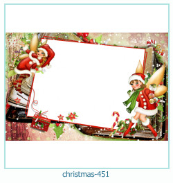christmas Photo frame 451