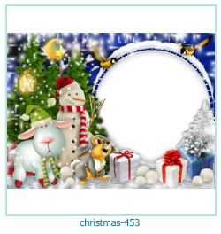 christmas Photo frame 453