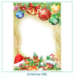 christmas Photo frame 486