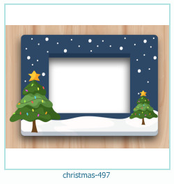 christmas Photo frame 497