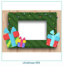 christmas Photo frame 499