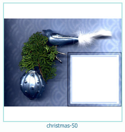 christmas Photo frame 50