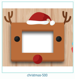 christmas Photo frame 500
