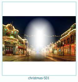 christmas Photo frame 501