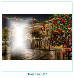 christmas Photo frame 502