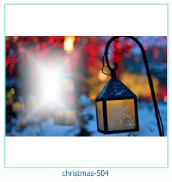 christmas Photo frame 504