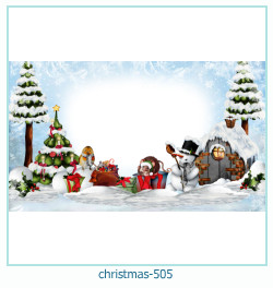 christmas Photo frame 505