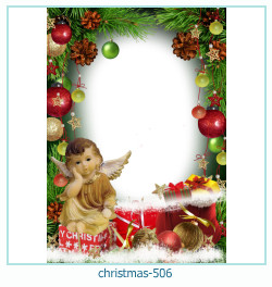 christmas Photo frame 506
