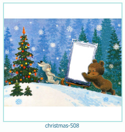 christmas Photo frame 508