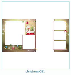 christmas Photo frame 521