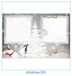 christmas Photo frame 524