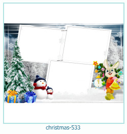 christmas Photo frame 533