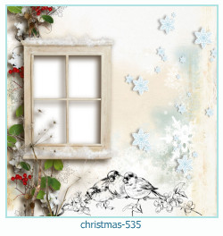 christmas Photo frame 535