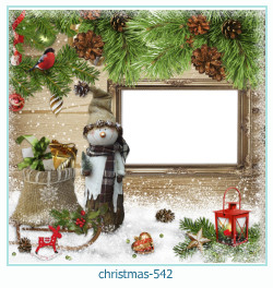 christmas Photo frame 542