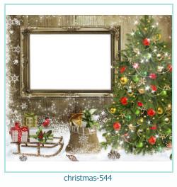 Marco de la foto de la navidad 544