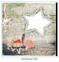 christmas Photo frame 548