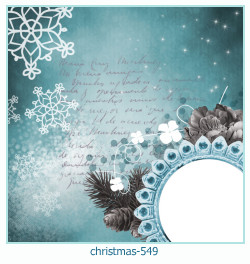 christmas Photo frame 549