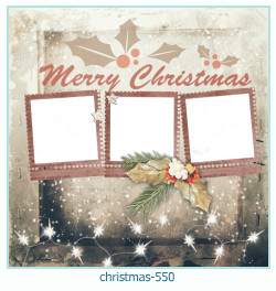 christmas Photo frame 550