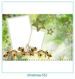 क्रिसमस फोटो फ्रेम 551