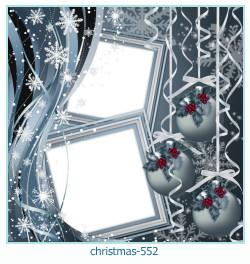 क्रिसमस फोटो फ्रेम 552