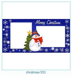 क्रिसमस फोटो फ्रेम 553